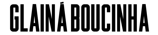 Glainá Boucinha